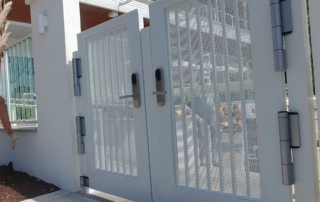 Commerical Security Gates